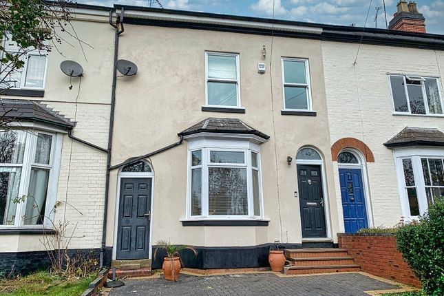 Thumbnail Terraced house for sale in Camp Lane, Kings Norton, Birmingham, Worcestershire