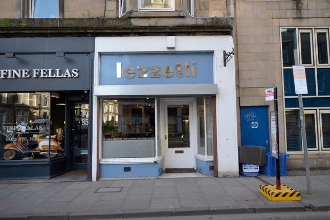 Thumbnail Commercial property for sale in Haymarket Terrace, Haymarket, Edinburgh