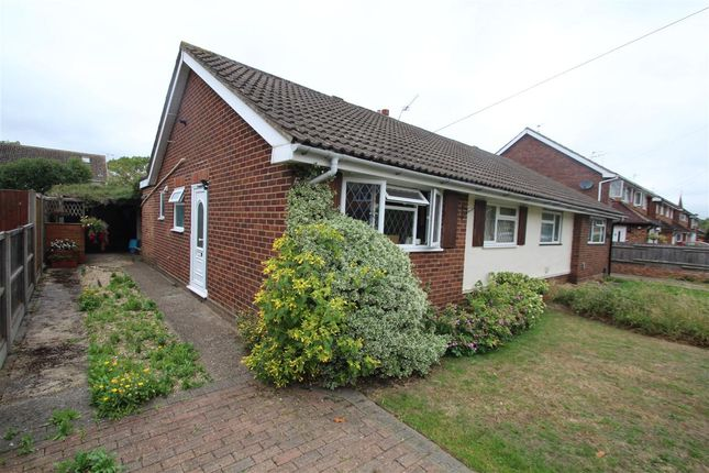 Thumbnail Bungalow for sale in Britannia Way, Stanwell, Staines