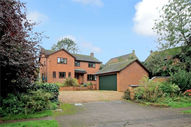 Thumbnail Detached house for sale in Church Road, Spratton, Northampton