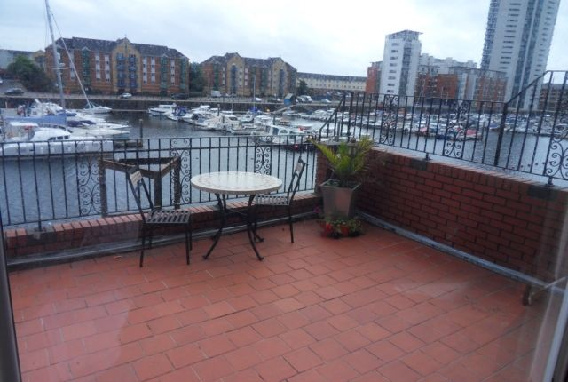 Thumbnail Flat to rent in Anchor Court, Marina
