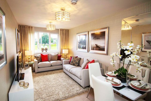 Thumbnail Flat for sale in Annick Road, Irvine, North Ayrshire