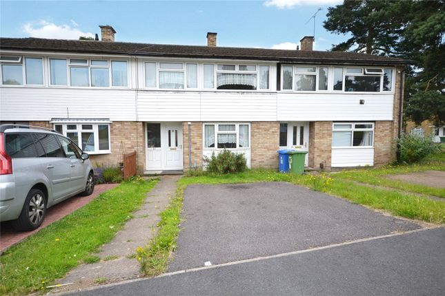 3 bed terraced house for sale in Uffington Drive, Harmans Water, Bracknell, Berkshire
