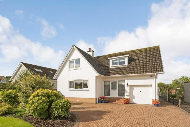 Thumbnail Detached house for sale in Earls Way, Ayr, South Ayrshire, Scotland