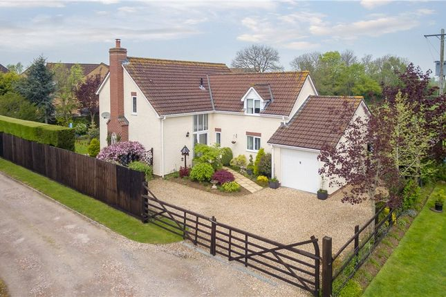 Thumbnail Detached house for sale in Winterhay Lane, Ilminster, Somerset