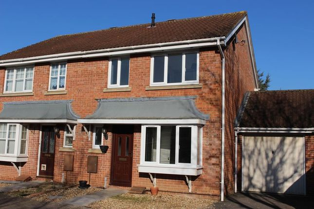 Thumbnail Semi-detached house to rent in Thomas Court, London Road, Calne