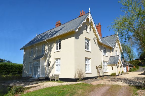Thumbnail Detached house for sale in Bolham, Tiverton