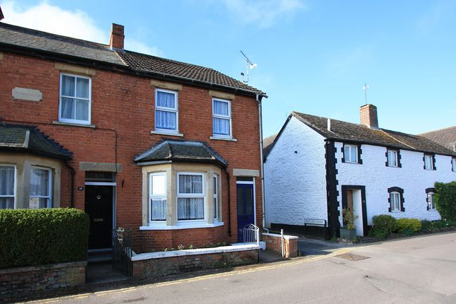 Thumbnail End terrace house for sale in Cherry Orchard, Highworth