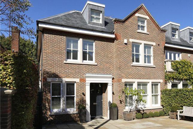 6 bed semi-detached house for sale in Lancaster Gardens, Wimbledon Village