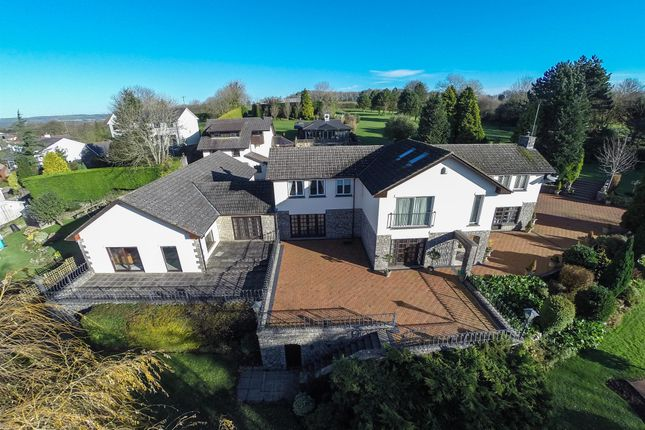 Thumbnail Detached house for sale in Penllyn Village, Cowbridge, The Vale Of Glamorgan