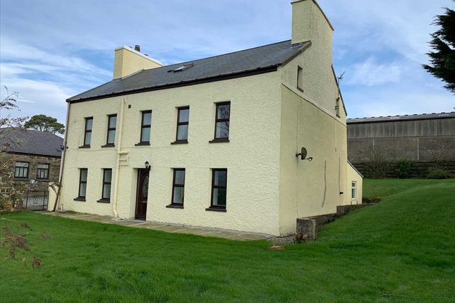 Thumbnail Detached house to rent in Ballahowin Farm House, The Braaid, St Marks