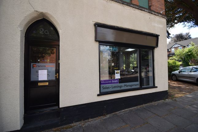 Thumbnail Office to let in Francis Street, Stoneygate, Leicester