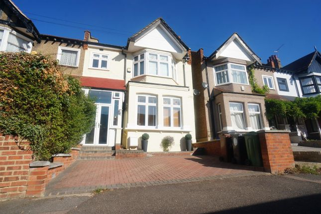 Thumbnail Semi-detached house for sale in Chingford Avenue, London