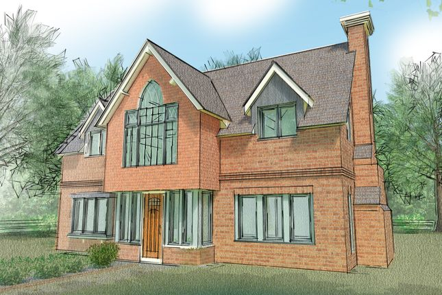 Thumbnail Detached house for sale in Land South Off High Ground, Tadpole Garden Village, Swindon
