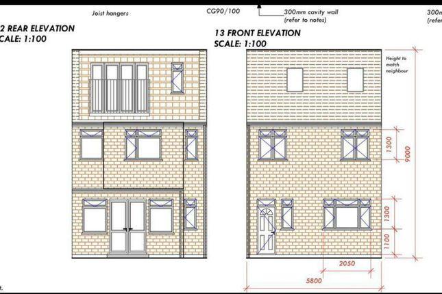 Plan 4 of Northdown Road, Broadstairs CT10