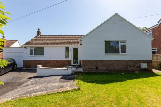 Thumbnail Detached bungalow for sale in Green Street, Brockworth, Gloucester