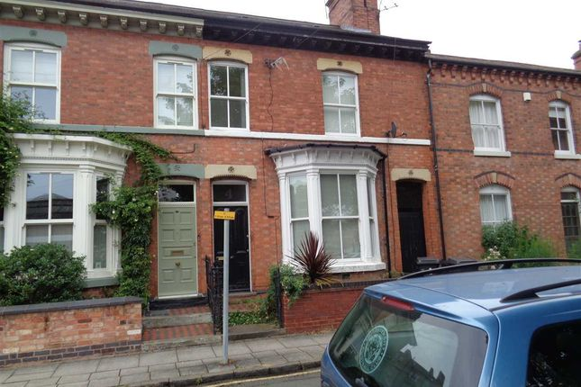 Thumbnail Terraced house to rent in Turner Street, Leicester