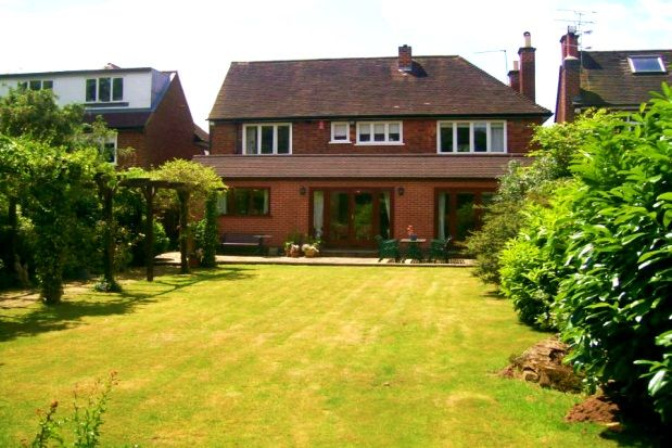 Thumbnail Detached house to rent in Parkside, Wollaton, Nottingham