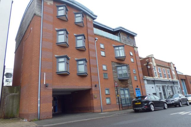 Thumbnail Flat for sale in 67 Grosvenor Street West, Birmingham
