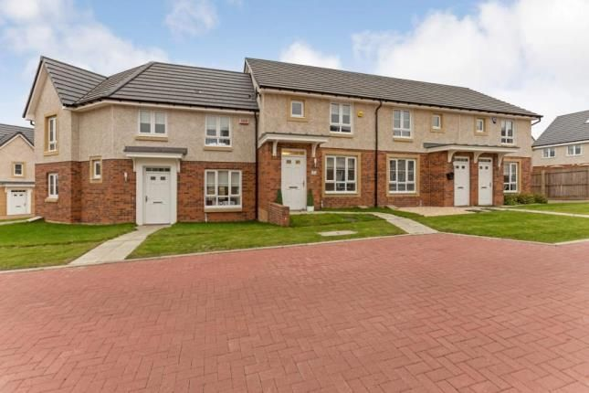 Thumbnail Terraced house for sale in Budgett Brae, Motherwell, North Lanarkshire