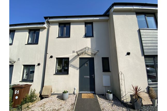 2 bed terraced house for sale in Marazion Way, Plymouth PL2