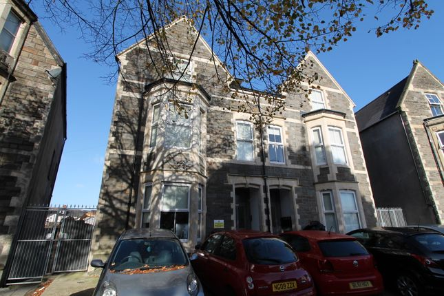 Thumbnail Duplex to rent in Richmond Road., Cardiff