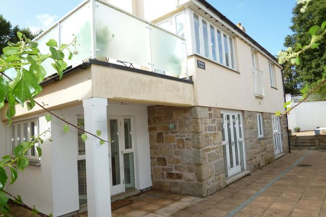 Thumbnail Detached house for sale in Trythogga, Gulval, Penzance