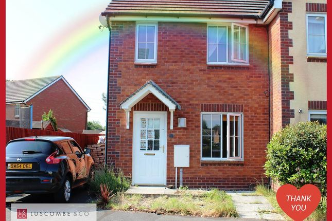 2 bed property to rent in Old Castle Close, Duffryn, Newport NP10