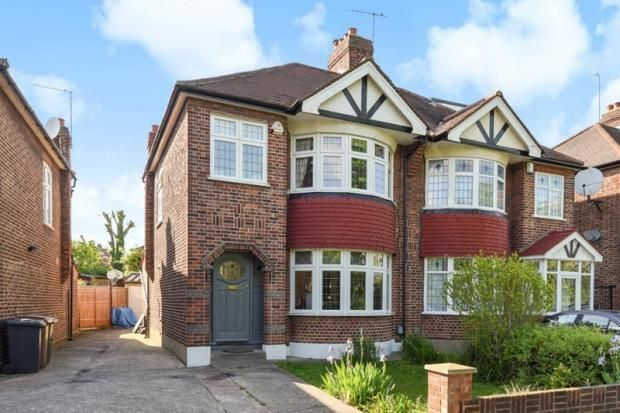 Thumbnail Semi-detached house for sale in Larkshall Road, London