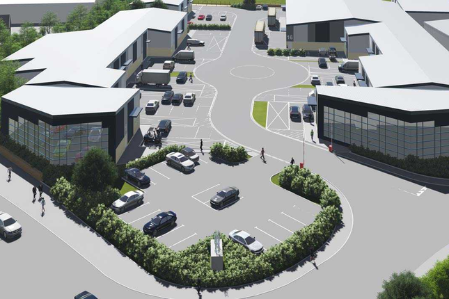 Thumbnail Business park to let in Bradford Road, Cleckheaton