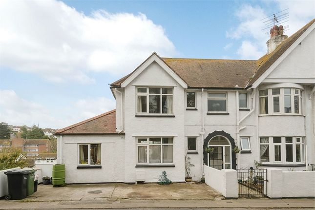 Thumbnail Semi-detached house for sale in Roundham Road, Paignton, Devon