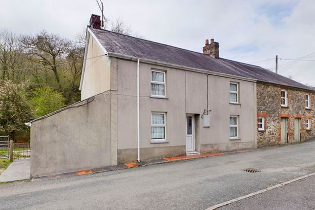 Thumbnail Semi-detached house for sale in Talog, Carmarthen