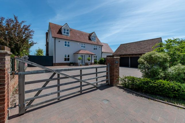 Thumbnail Detached house for sale in Ipswich Road, Elmsett, Ipswich, Suffolk