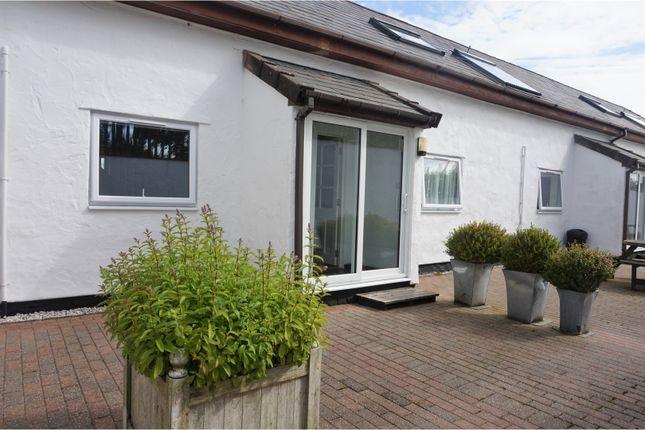 Thumbnail Terraced house for sale in Carmel, Llanrwst