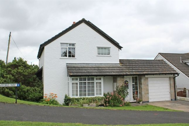 Thumbnail Detached house for sale in Stafford Way, Dolton, Winkleigh, Devon