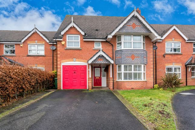 Thumbnail Detached house for sale in Bealeys Close, Bloxwich, Walsall