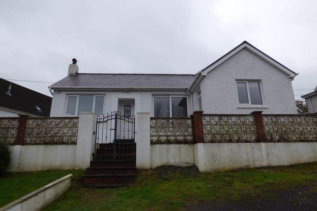 Thumbnail Bungalow to rent in Penymorfa Lane, Carmarthen, Carmarthenshire