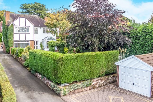 Thumbnail Detached house for sale in Sandy Lane, Shoal Hill, Cannock