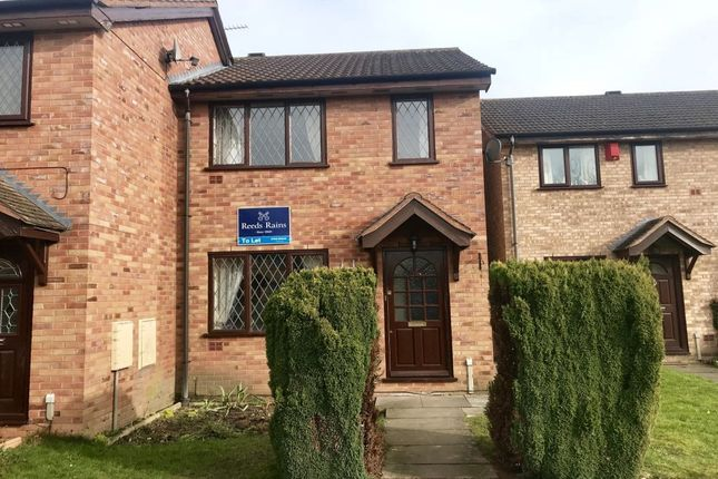 Thumbnail Terraced house to rent in Chestnut Close, Whitchurch