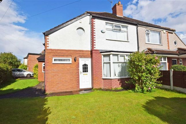 Thumbnail Semi-detached house for sale in Dalston Drive, Didsbury Park, Manchester