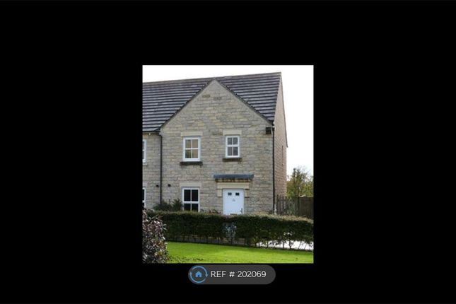 Thumbnail End terrace house to rent in Swan Avenue, Bingley