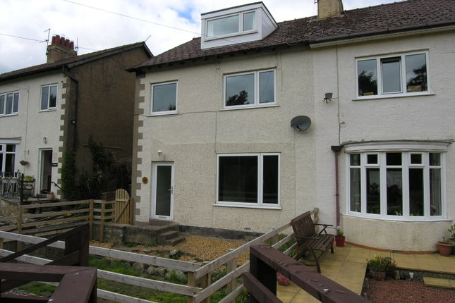 3 bed semi-detached house for sale in Riverside, Rothbury, Morpeth NE65
