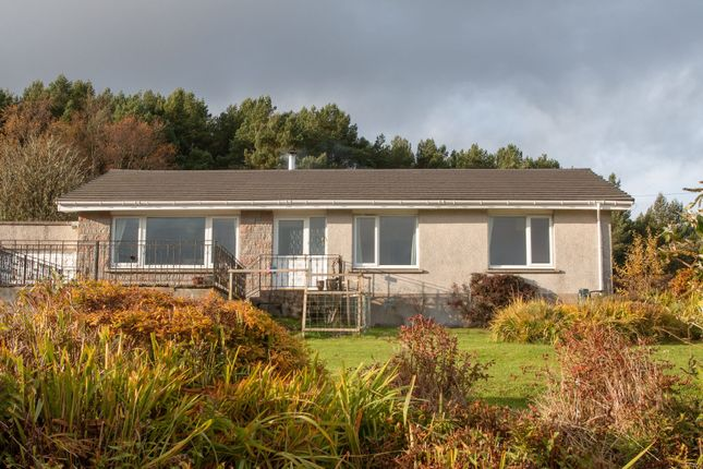 Thumbnail 3 bed detached bungalow for sale in Rohallion, Golspie Tower, Golspie