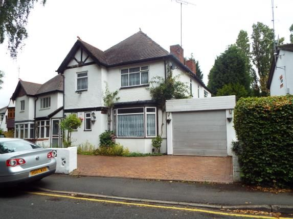 Thumbnail Detached house for sale in Oaks Crescent, Wolverhampton, West Midlands