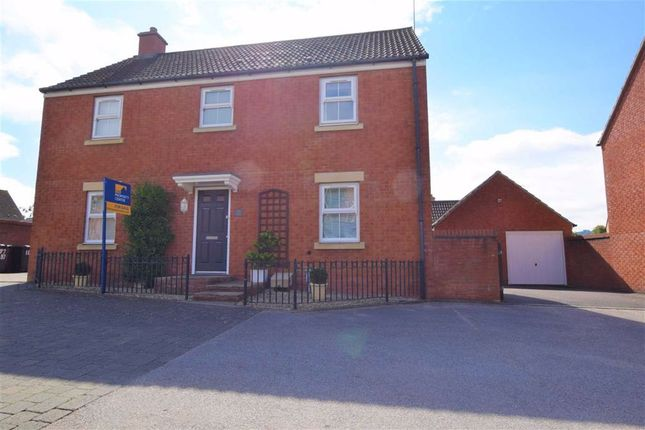 Thumbnail Detached house for sale in Bodenham Field, Abbeymead, Gloucester