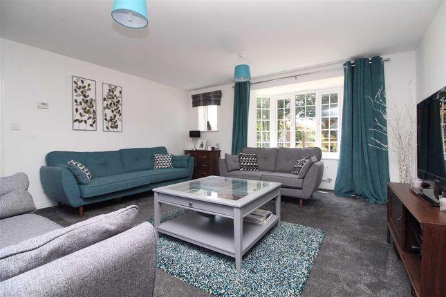 Lounge of Abbott Way, Holbrook, Ipswich IP9