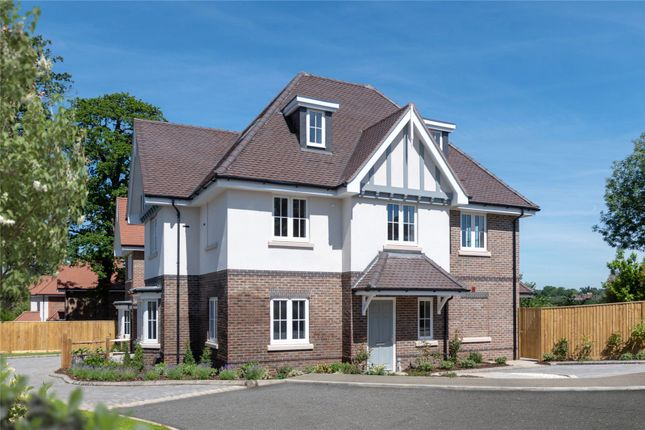 Thumbnail Detached house for sale in Fern Acre Gardens, Jackets Lane, Northwood