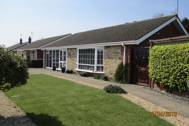 Thumbnail Bungalow to rent in Spurdens Crescent, North Walsham