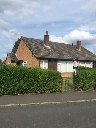 Thumbnail Bungalow to rent in Sandbrook, Telford