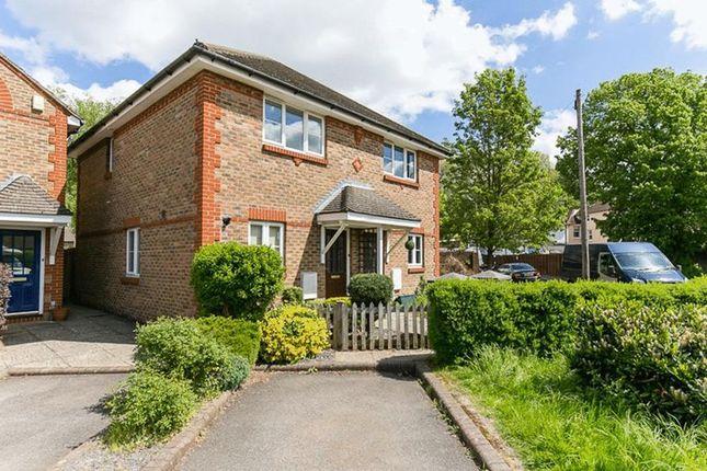 Thumbnail Semi-detached house for sale in Centurion Court, Park Road, Hackbridge, Wallington